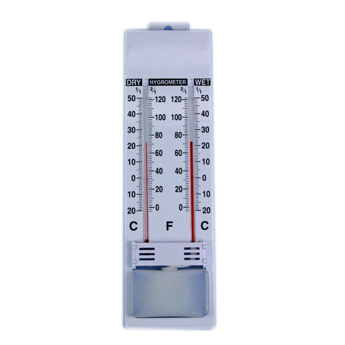 Dry Wet Thermometer At Rs 1050 Piece Wet Amp Dry