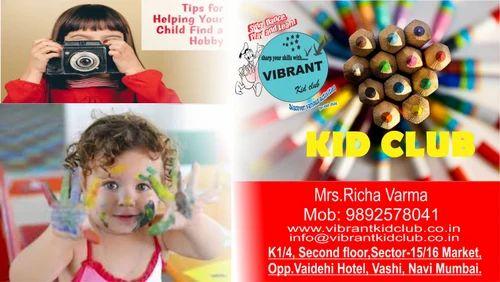 Hobby Ideas Kid Classes In Navi Mumbai Vibrant Hr Placement Navi Mumbai Id 11361961162