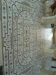 Floor Inlay