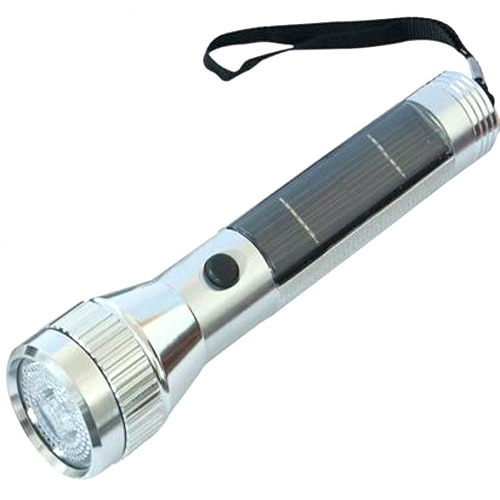 Silver Solar Torches Power 1 2 V Rs 1000 Piece Reol