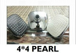 Pearl  Square Shower Four Inchi