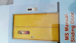 MS Manual Sliding Door