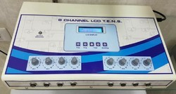 8 Channel LCD TENS Machine