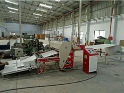 High Speed Duplex Paper Board Roll Cutting Machine