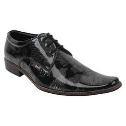 Royal Patent Party Shoe - Black