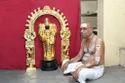 Gold Plated Kavacham & Prabhai