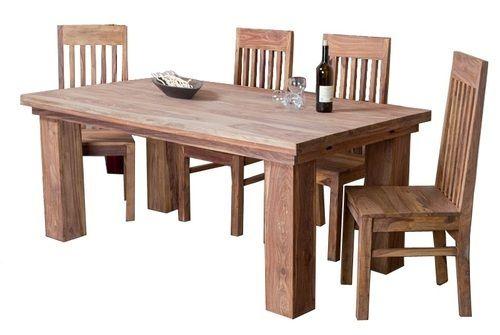 Elegant Sheesham Wood Dining Set Good Ideas