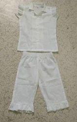 Cherry Cotton Kids Nightwear