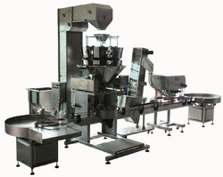 Candy Filling Line Machine