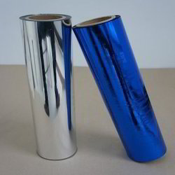 12 Micron Blue Color Polyester Film