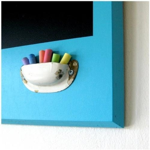 Chalkboard Chalk Holder