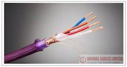 Shielded Silicone Rubber Cable