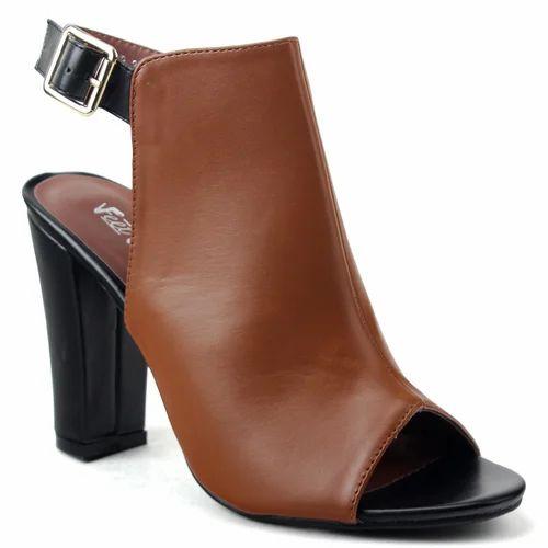 370d580ef66 Ladies Block Heel Sandal at Rs 700  piece(s)