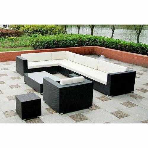 Outdoor 9 Seater Sofa Set At Rs 5700 Piece Outdoor Sofa