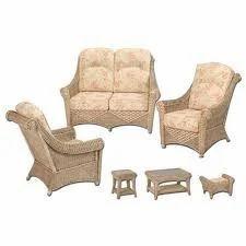 Cane furniture - Cane Sofa Set Manufacturer from Bhubaneswar