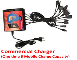 Callmate Travel Commercial Mobile Charger