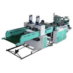Paper Hand Bag Making Machine