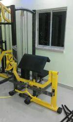 RUBY Preacher Curl Machine, Model No.: 4, for Gym