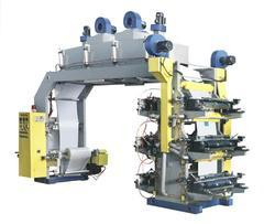 8 Colour Flexo Printing Machine