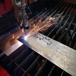Mild Steel CNC Profile Cutting Services, 5-7 Days