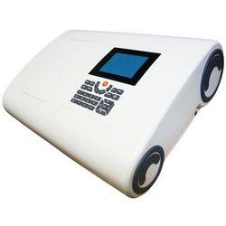 Double Beam UV VIS Spectrophotometer Variable Bandwidth