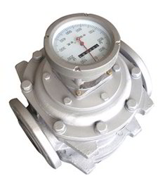 Positive Displacement Petrol Flow Meter