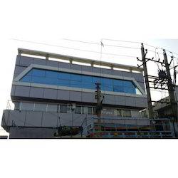 Aluminium Structral Glazing