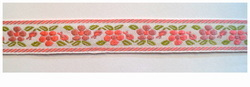 Decorative jacquard Lace (trim)