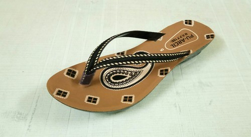 2c0499ae03af Super Sonia PU Slippers at Rs 70  pair