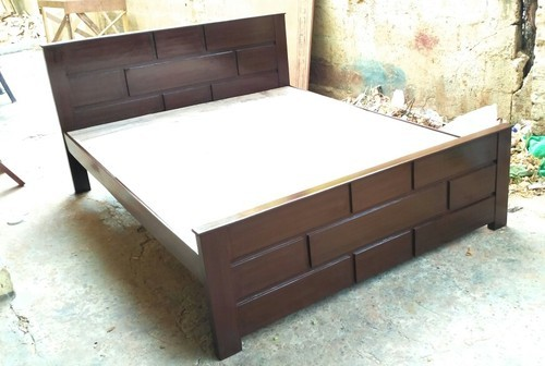 Sathiya Furniture Queen Size Double Cot From Factory Outlet Rs