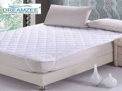 Dreamzee Water-Resistant Quilted Mattress Protector