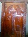 Sagwan Wooden Indoor Door