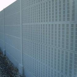 Metal Noise Barrier