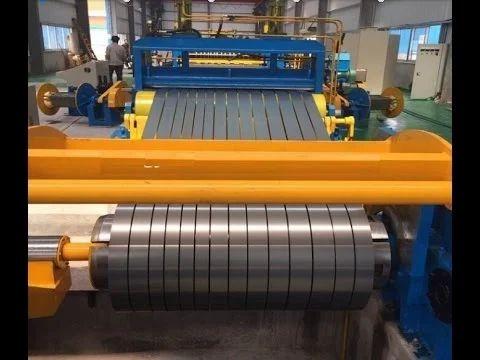 Sheet Slitting Line Machine At Rs 2000000 Set Babarpur