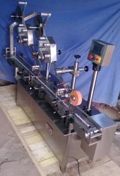 Double Side Horizontal Labeling Machine