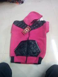 Girls Woolen Jacket