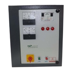 Single Phase Star Delta Double Timer Panel