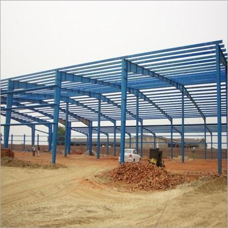 PEB Building Structure - PEB Building Structure Manufacturer from ...