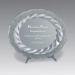 Quality Glass Trophy
