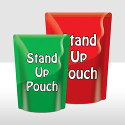 Plain Stand Up Pouch