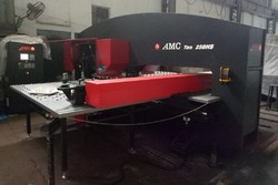 Cnc Turret Punching Service, Enclosure