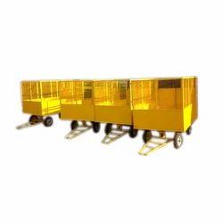Door Type Platform Truck