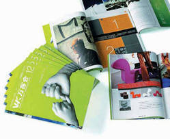 Paper Catalog Printing Services in Faridabad, NCR