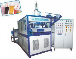 Thermocol Thali Plate Glass Making Machine