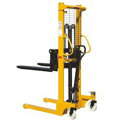 Hydraulic Hand Stackers