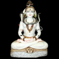 Shiv Marble Statues