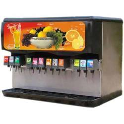 12 flavor soda fountain machine