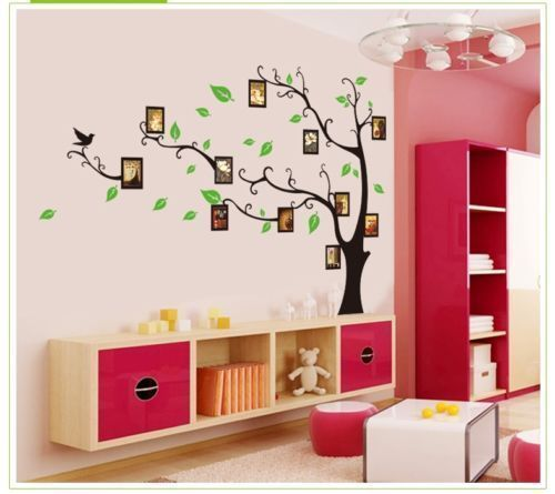 9d0d41b50 Wall Stickers - Family Photo Tree Wall Stickers Manufacturer from ...