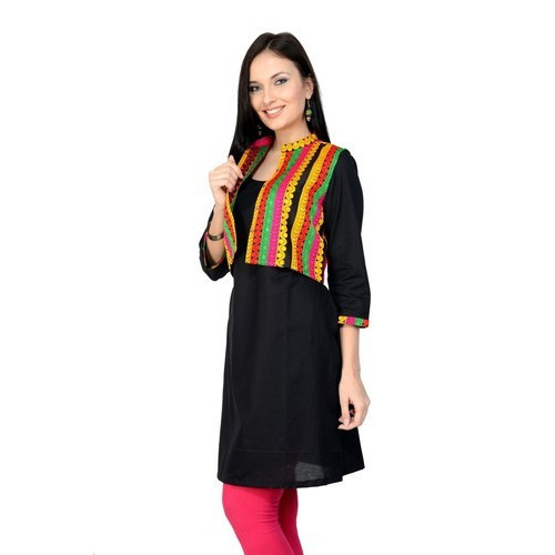 Jacket Kurti At Rs 312 Piece Designer Kurtiyaan Designer Ladies