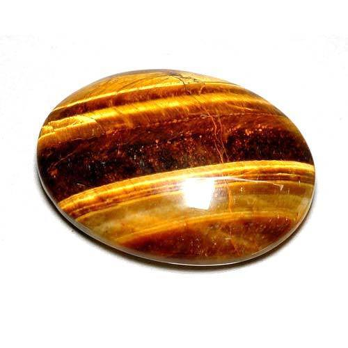 white mineral brown close on background tiger natural eye up gemstone stone tigers photo gem isolated